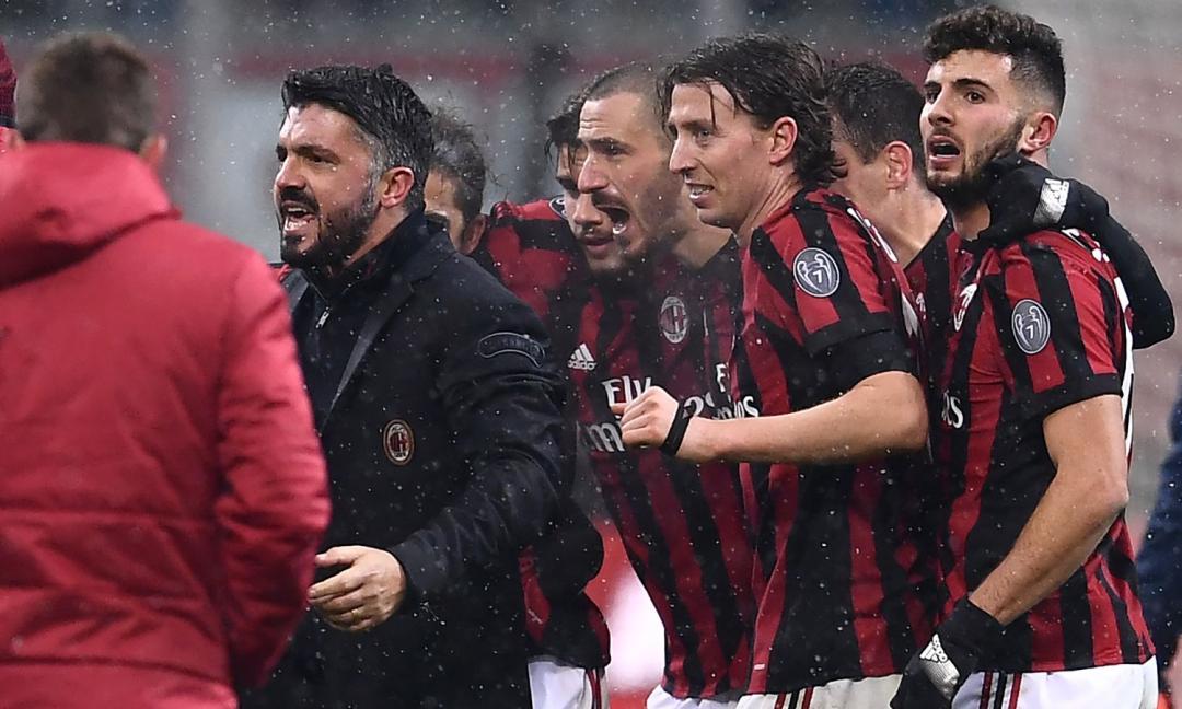 Il Milan non fa mercato, Gattuso pensaci tu