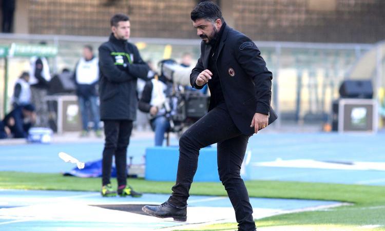 UFFICIALE: il Milan in ritiro. Annullata la cena di Natale, Gattuso in sede
