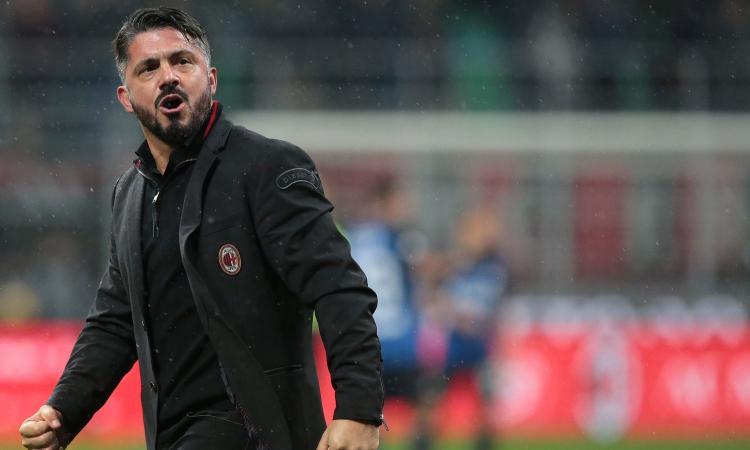 Milan: Gattuso rinnova entro fine mese