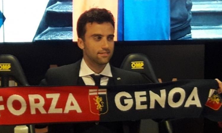 Genoa, Perinetti: 'Crediamo in Pepito, ci sarà molto utile'