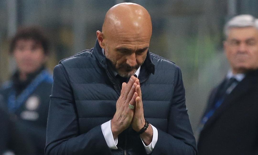 Tra Inzaghi e Spalletti scontro tra due opposte concezioni