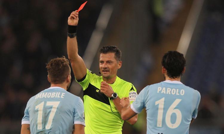 Lazio-Torino, MOVIOLA: negato rigore a Immobile, poi espulso
