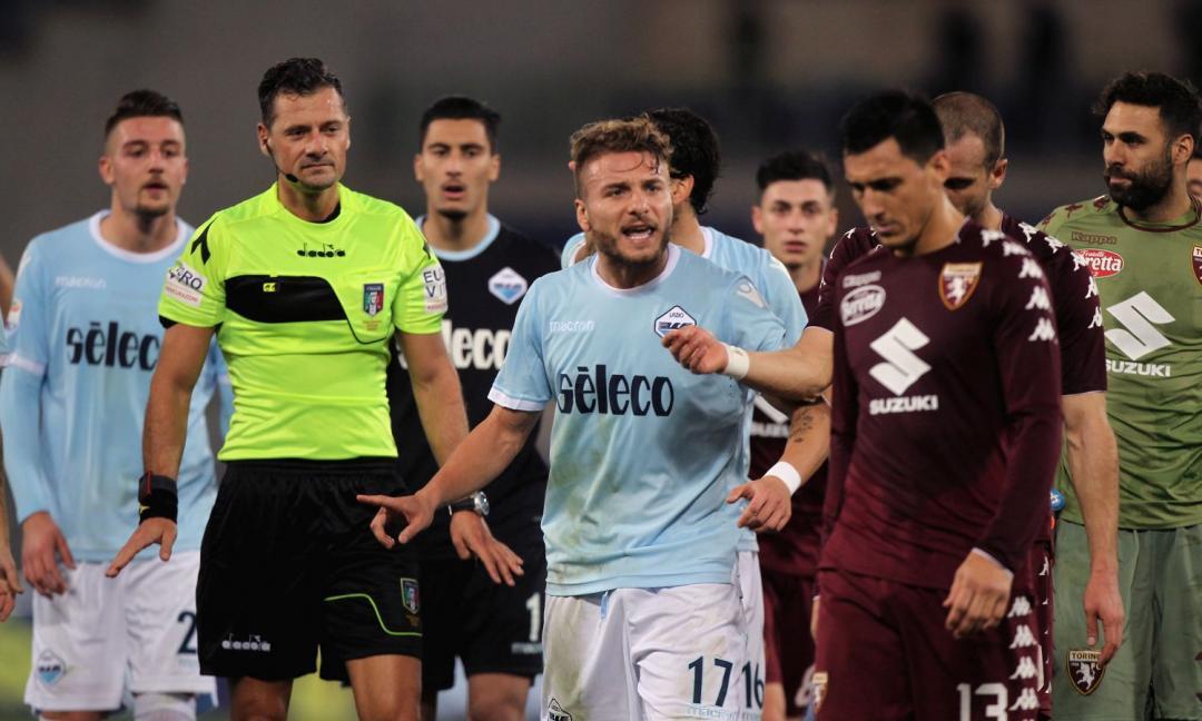 La ripetizione del match Lazio-Torino è un diritto!