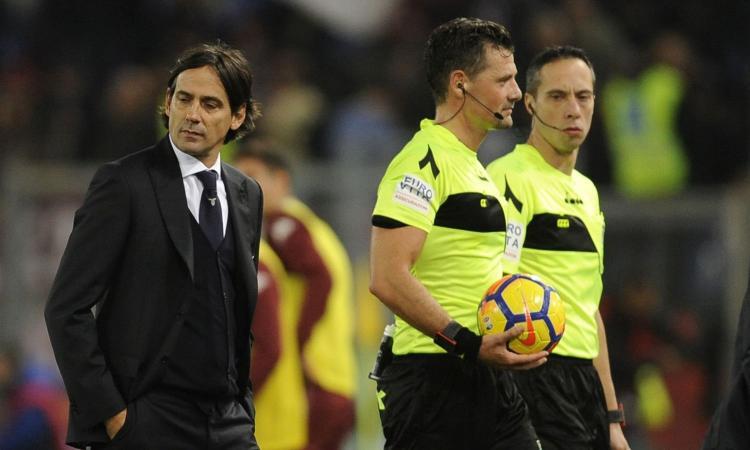 Chiesa a CM: 'Il rigore per la Lazio era netto, grave errore di Giacomelli. Corretta l'espulsione di Immobile'