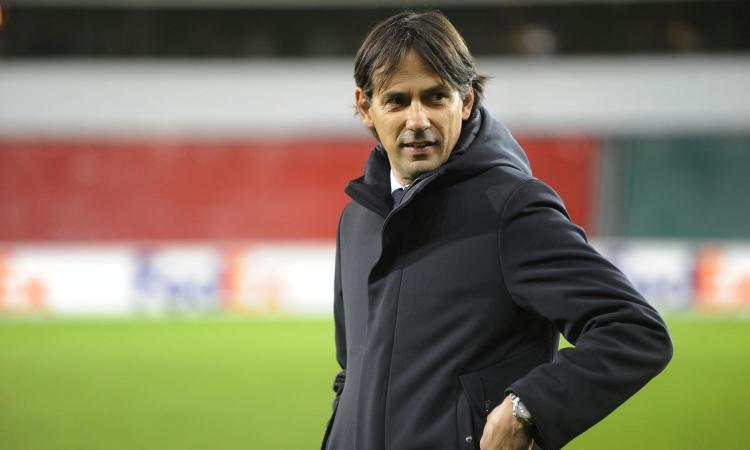 Lazio, Inzaghi: 'Contento per il rientro di Anderson. Sorteggio? Questa volta speriamo di essere fortunati'