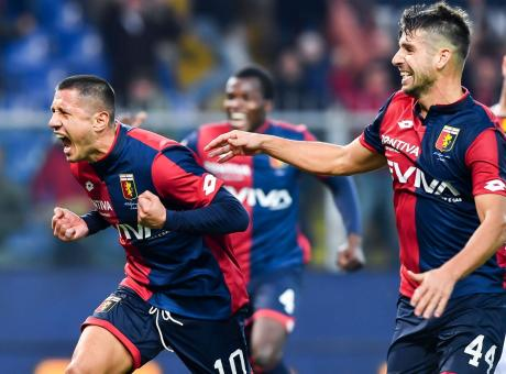 Genoa, Lapadula aspetta l'Udinese