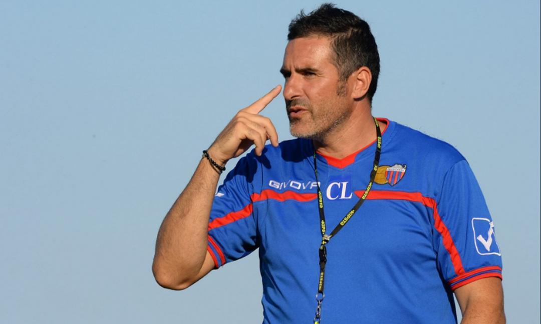 Catania in rimonta sulla Leonzio 2-1: un volto nuovo grazie Lucarelli