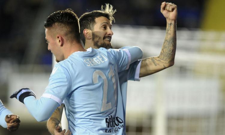 Lazio, retroscena Luis Alberto: a gennaio rifiutate due offerte, c'era il Napoli...