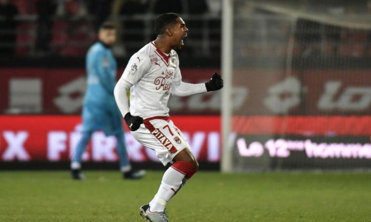 Bordeaux, Malcom: 'Il Bayern Monaco sarebbe un sogno'