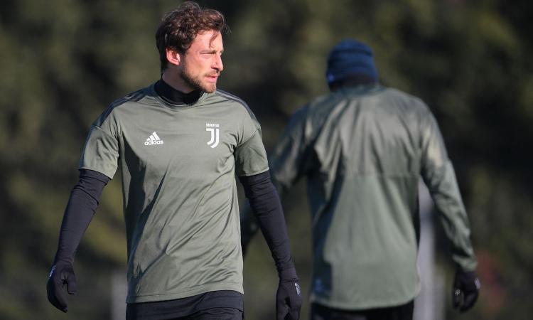 Juve, futuro negli Usa per Marchisio