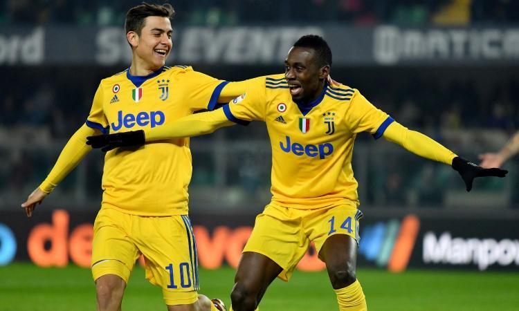 Verona-Juventus, le pagelle di CM: Benatia super, Matuidi croce e delizia