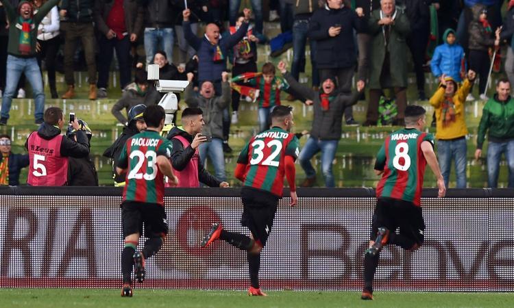 Ternana, UFFICIALE: preso un centrocampista del Crotone