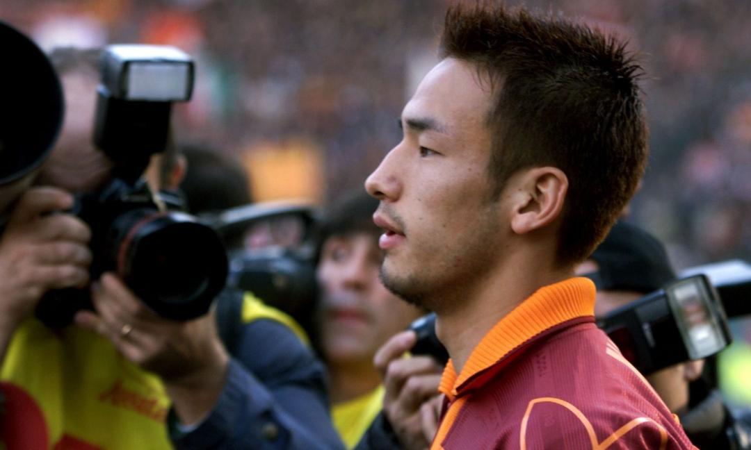 Nakata: anche in Giappone giocano al calcio