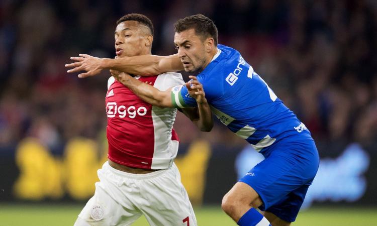 Milan stregato da Neres, il piccolo Neymar  che fa sognare l'Ajax