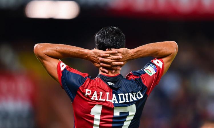 Ex Juve e Genoa: Palladino richiesto in serie C