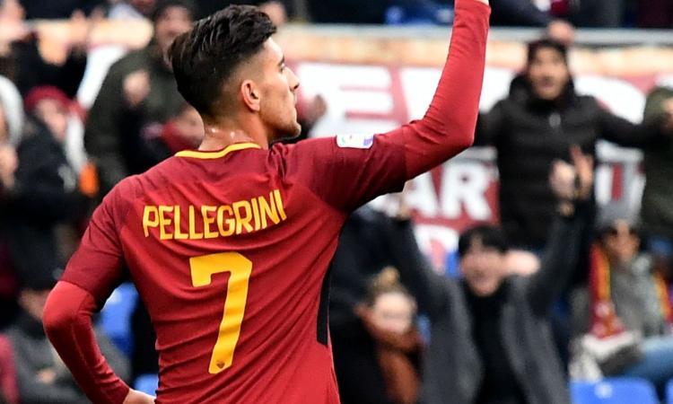 Pellegrini come Pjanic: la Juve paga la clausola?