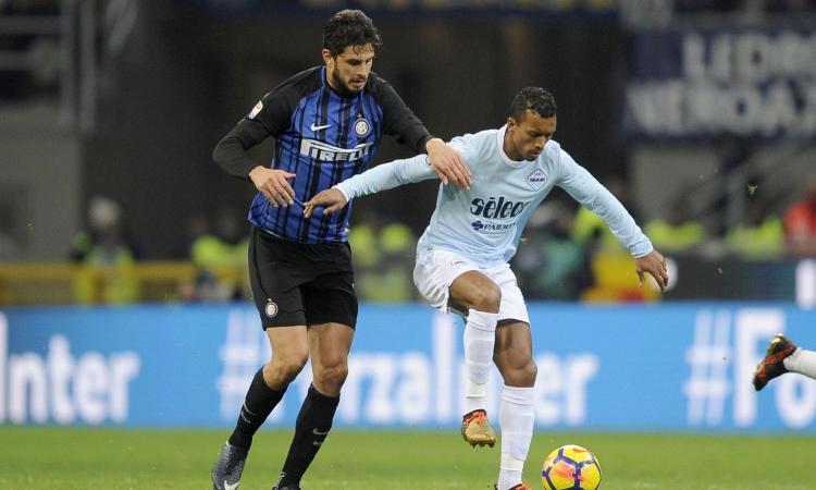 Inter, lieve problema fisico per Ranocchia