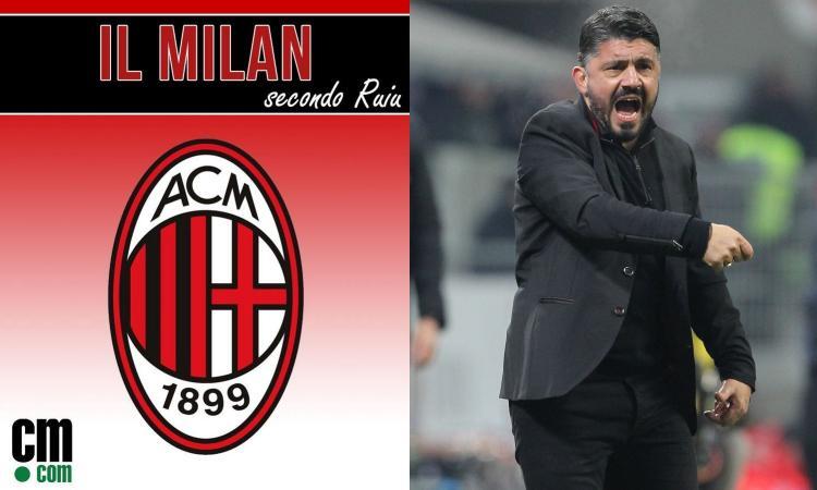 Milan, ora i dirigenti blindino Gattuso!