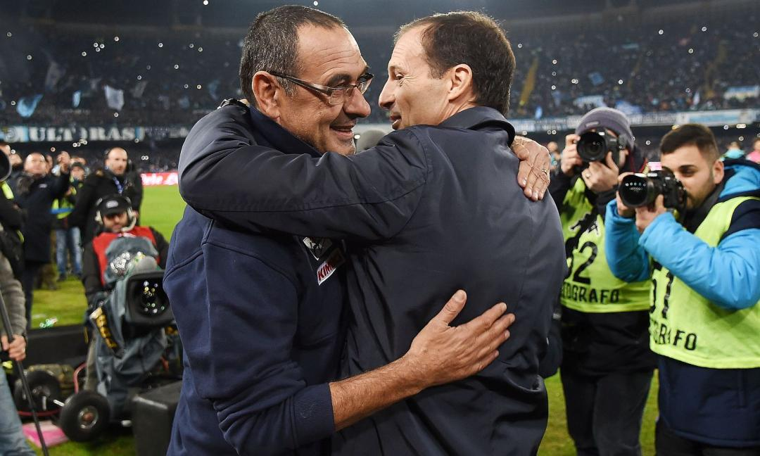 Sarri e Allegri in lizza per il post-Di Biagio