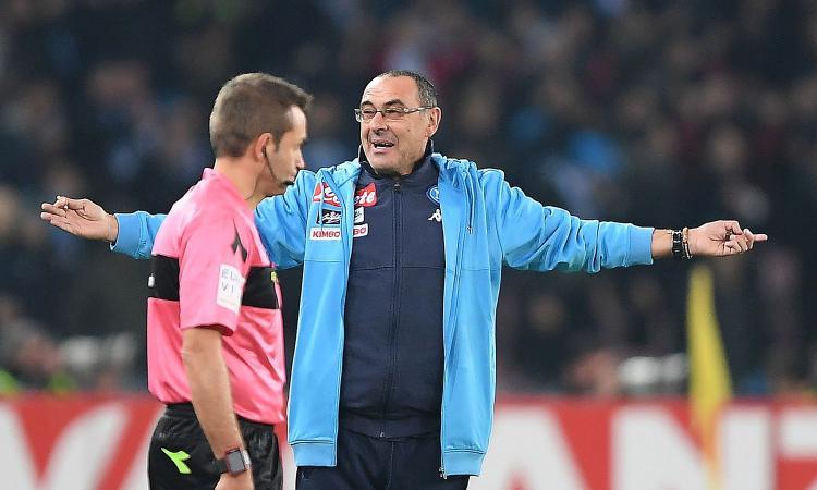 Sarri il maleducato: è un grande allenatore, ma è da grande squadra?