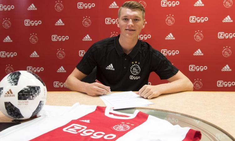 Ajax, UFFICIALE: preso un talento Under 19