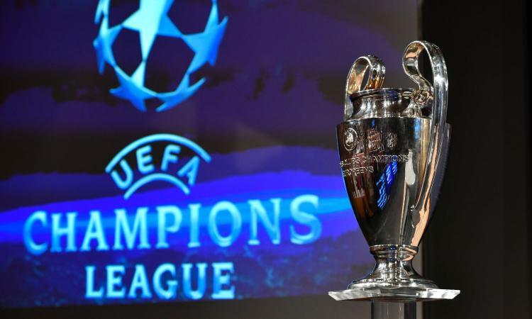 Inter in Champions con Napoli, Roma e Juventus: ecco le qualificate e le 4 fasce