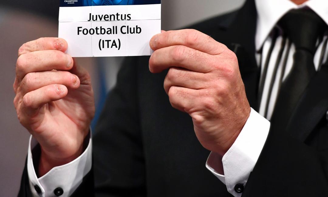 Il sorteggio di Champions sorride alle italiane