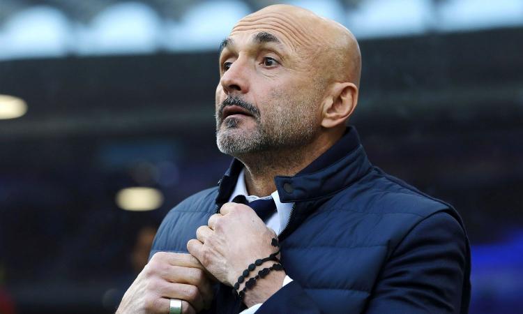 Spalletti: 'Juve-Inter? Ci stiamo allenando in maniera perfetta'