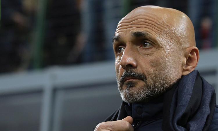 Spalletti: 'Juve arrabbiata? Inter feroce. Scudetto? Difficile l'anno prossimo'