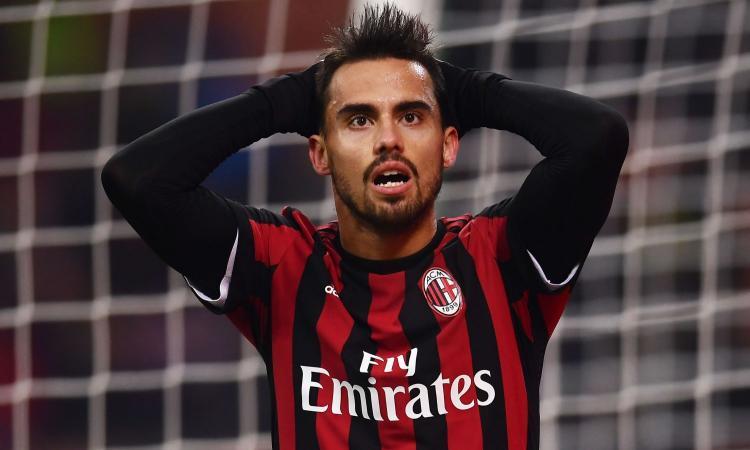Napolimania, date Suso a Sarri: serve lui per vincere, al Milan è sprecato