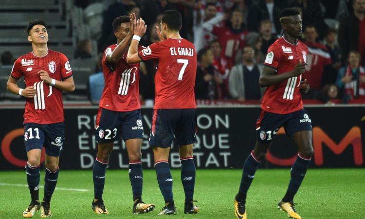 Roma, senti l'allenatore del Lille: 'Thiago Mendes può partire subito'