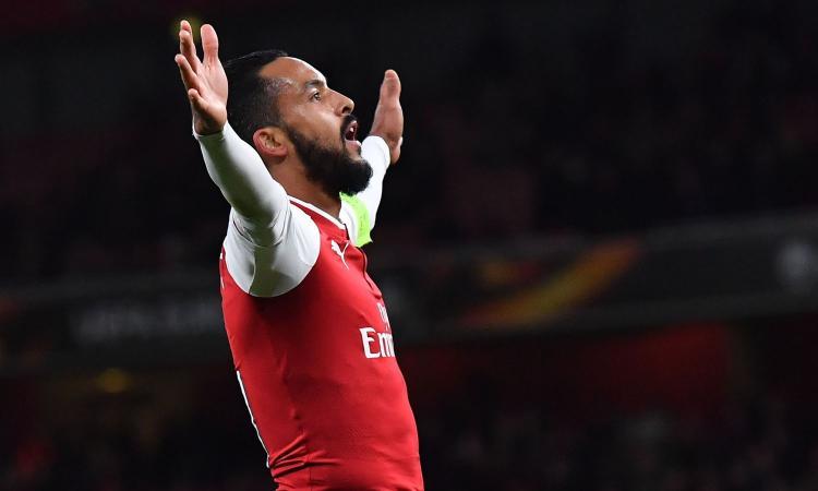 Arsenal: Walcott in uscita, lo cercano in 4