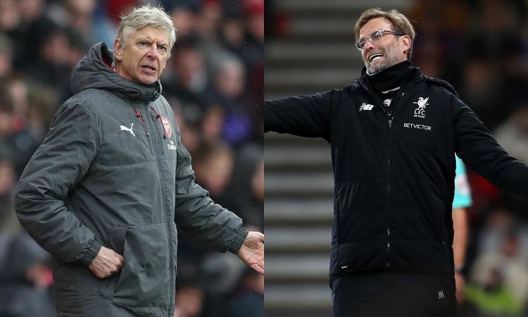 Arsenal-Liverpool, sfida inconcludente: Wenger e Klopp sono sopravvalutati