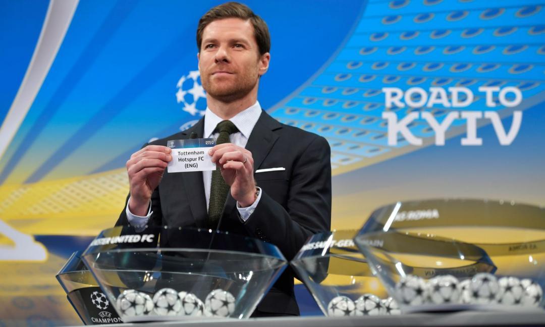 Sorteggio Champions, solo la Roma balla