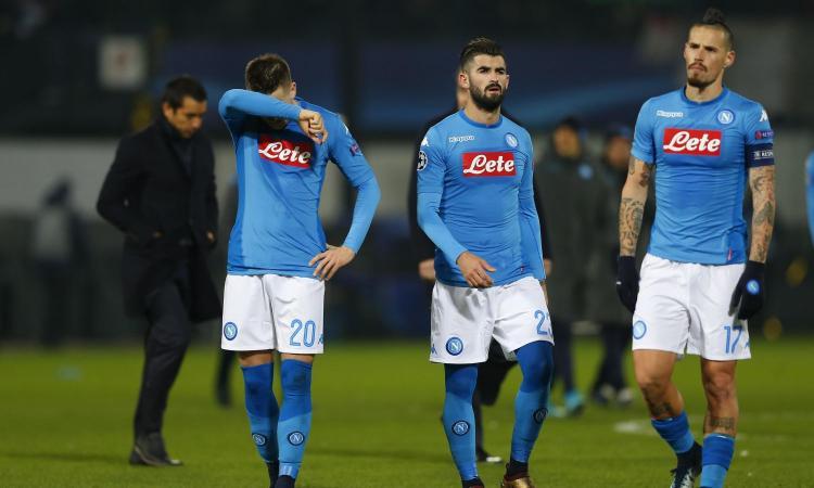 Napolimania: l'inutile Europa League e il brutto segnale di Sarri alla squadra