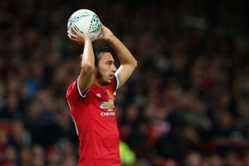 Darmian rimessa Manchester United