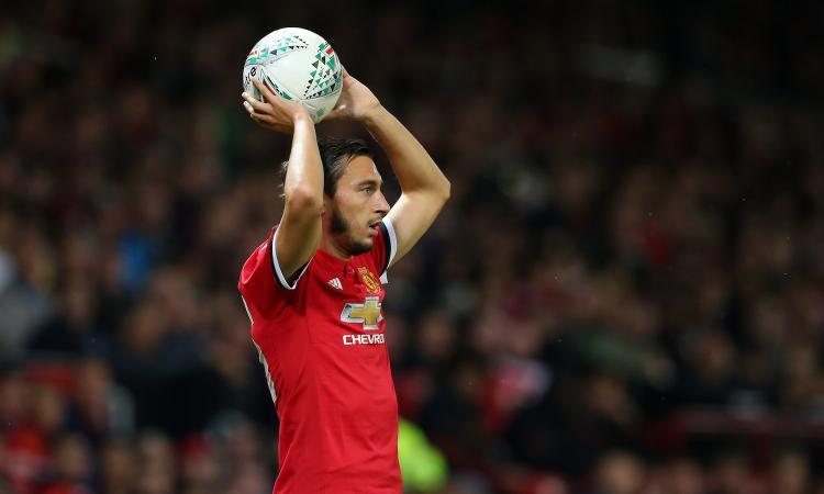 Manchester Utd, Darmian più lontano: un club italiano in pole