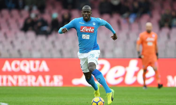 Napoli, Grassani: 'Buone chance di avere Koulibaly con la Lazio'