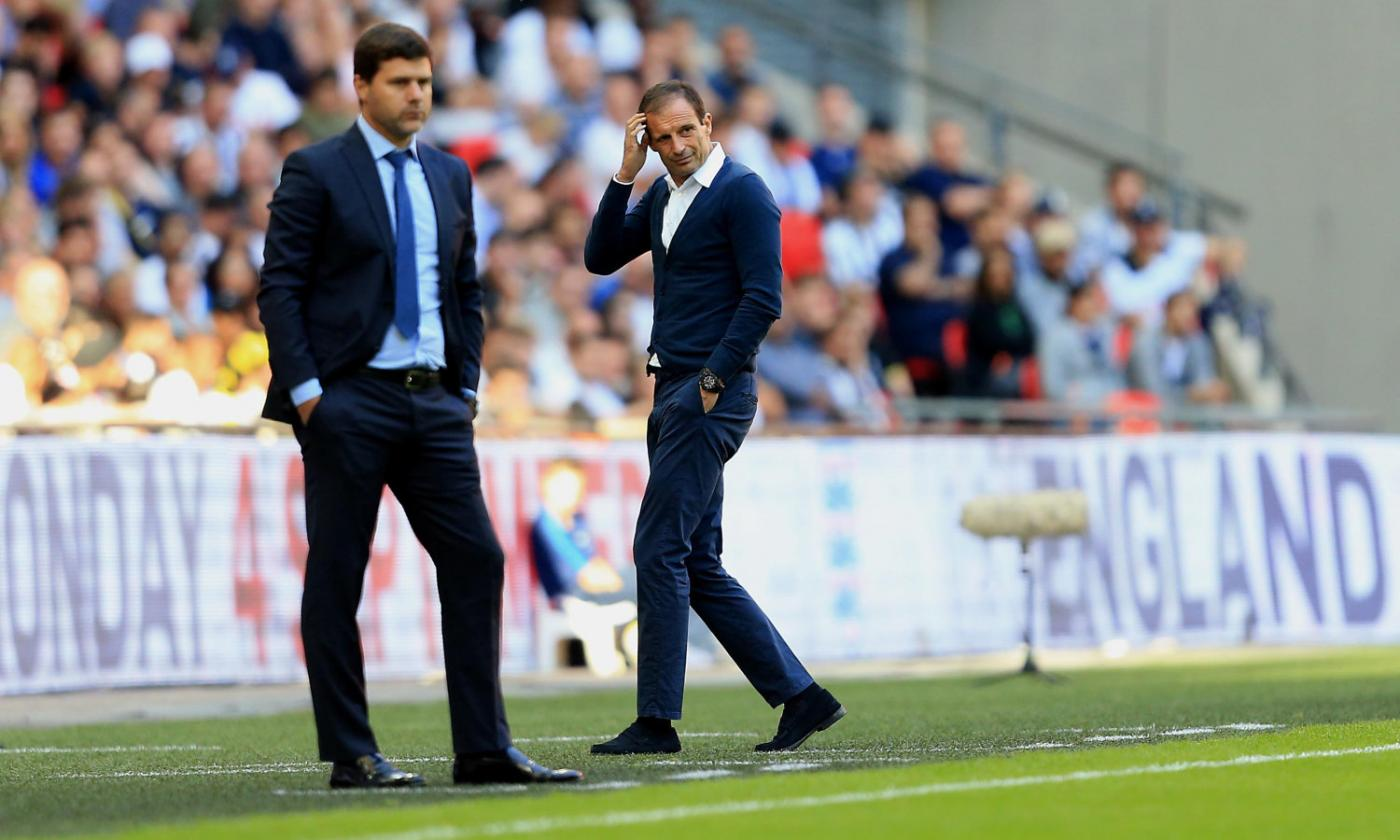 Allegri, Pochettino to swap places as Juventus begin hunt for new ...