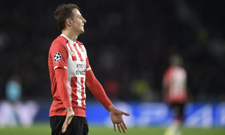 Valencia: due giocatori del PSV nel mirino, uno piace anche alla Juve