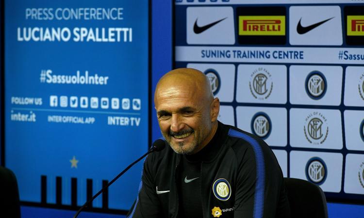 Inter, Spalletti: 'Nainggolan sta tornando, serve alzare un trofeo'