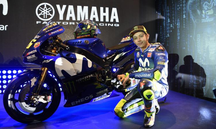 PIT STOP: la nuova moto di Valentino Rossi; ma sarà competitiva? FOTO