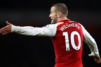 Wilshere Arsenal indica