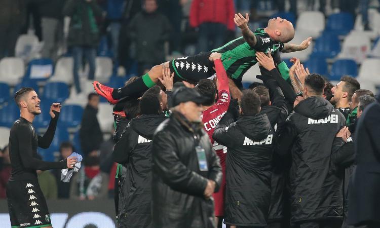 Sassuolo, tre nomi per sostituire Cannavaro