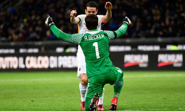 Roma, accordo Alisson-Real Madrid