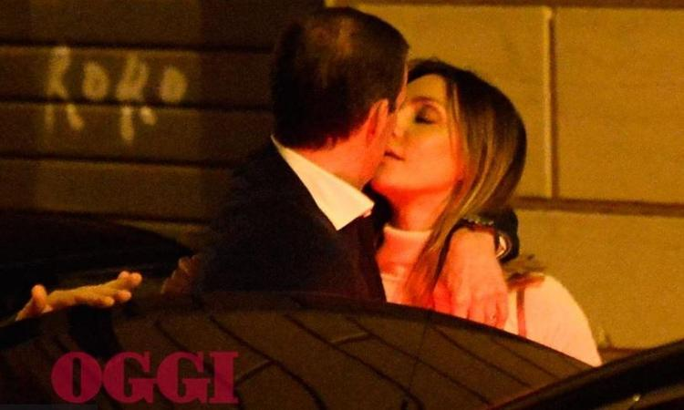 Ambra ad Allegri: 'Max, come te non c'è nessuno' VIDEO