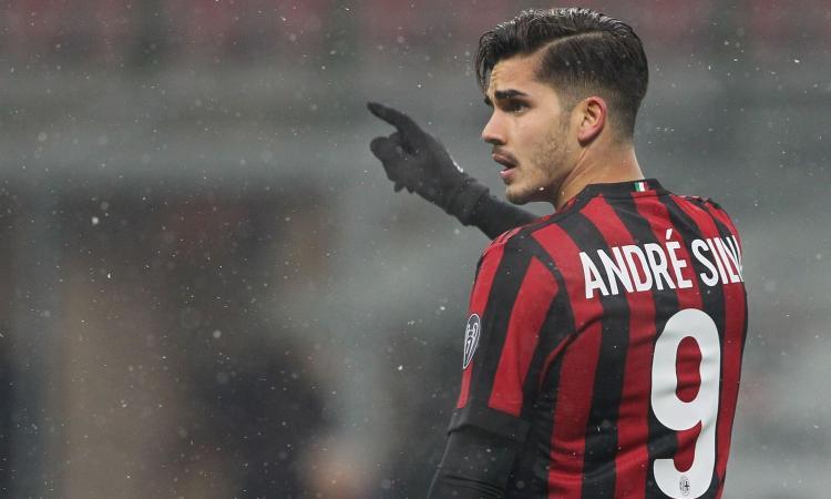 Milan, André Silva non è in uscita