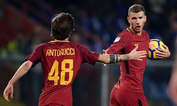 Antonucci cambia la Roma: due esordi da brivido e il rinnovo è già arrivato