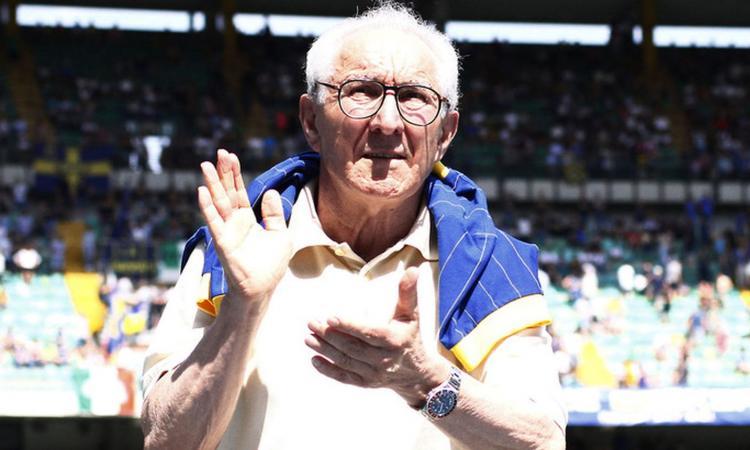 Bagnoli: 'Ho perso i miei ricordi, ma è incancellabile lo scudetto del Verona'