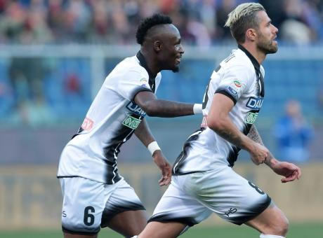 Udinese, le pagelle di CM: vola Pussetto, macchia Mandragora